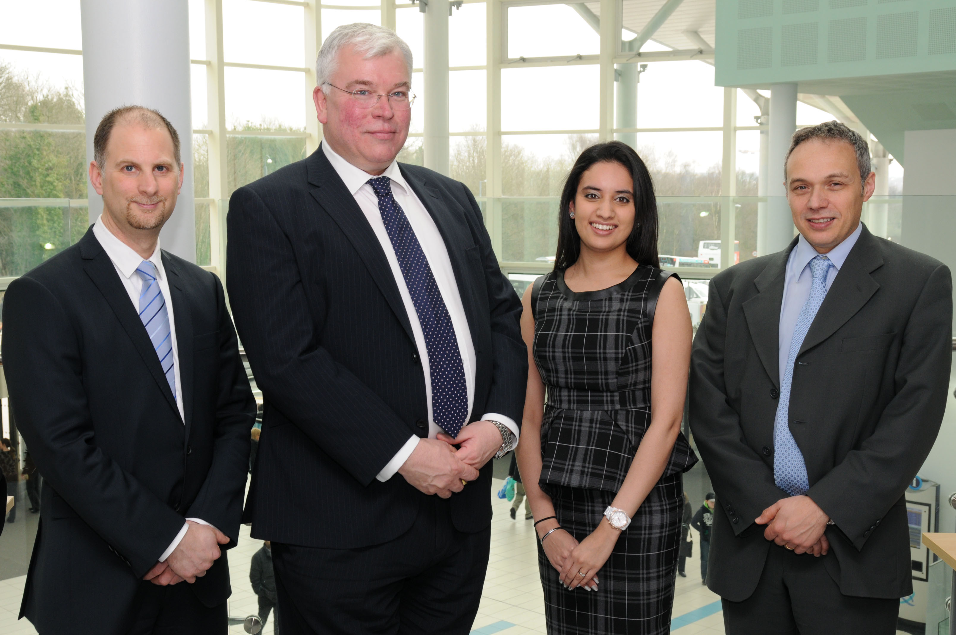 General-72964-NIHR QEHB UHB Trauma Management HTC launch Conference organisers Dr Michael Gray Tom Clutton brock Daljeet Bansal Mr Tony Belli